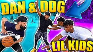 $10,000 2v2 with DDG vs. TEE TEE BOYFRIEND & College Prospect!!