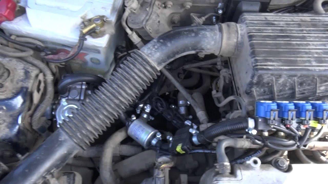 Тюнинг фары Хонда Цивик 4Д | Headlights Honda Civic