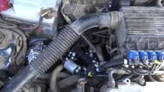 Установка ГБО 4 покоління на Honda Civic. Газ на Хонда Цивік