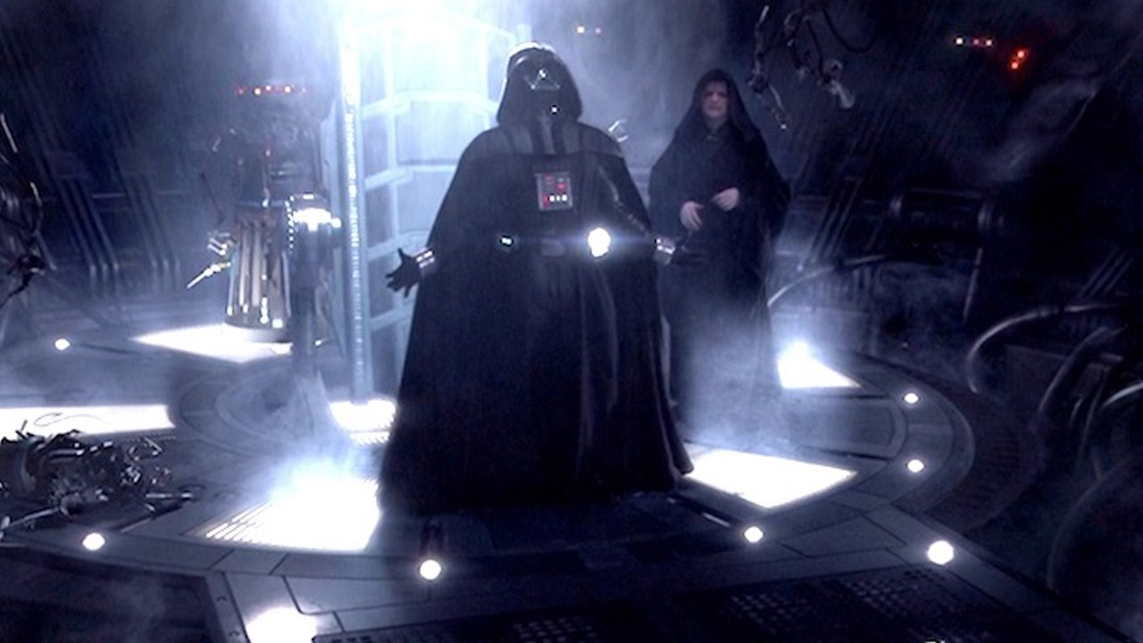 Darth Vader Yells Noooooo Youtube