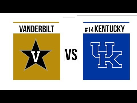 Week 8 2018 Vanderbilt vs #14 Kentucky Full Game Highlights