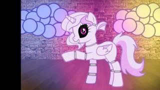 как сделать пони в стиле ФНАФ