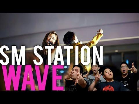 R3hab X f(AMBER+LUNA)   WAVE (smstation) MV Reaction [4LadsReact]