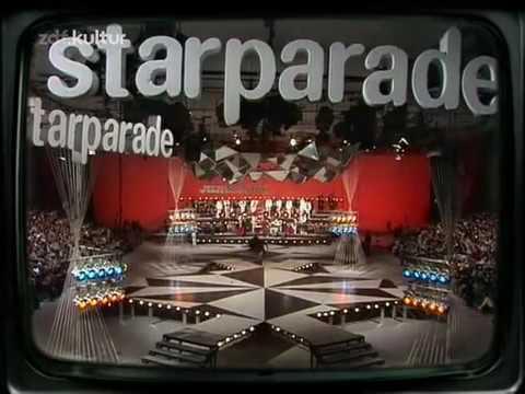 ZDF Starparade 1976 mit Rainer Holbe und dem Orchester James Last Folge 32 vom 10011976
