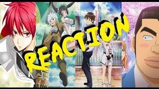Reactions Lolweapon / Votación