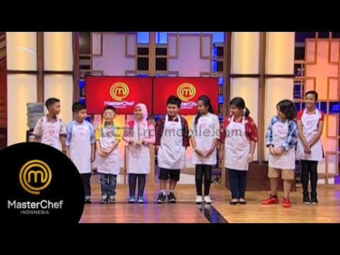 Kontestan kedatangan lawan cilik [Master Chef Indonesia Session 4] [16 Agustus 2015]