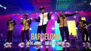 Bruno Mars - Gira 2018