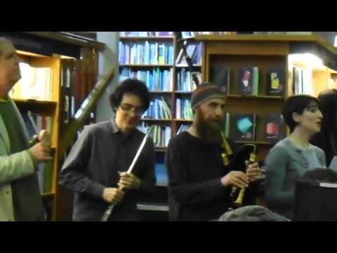 Nostos Choir- Oxford Folk Music Festival 2016