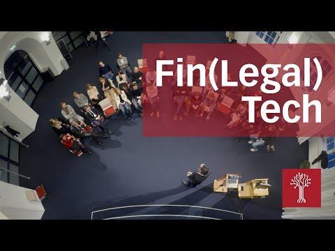Fin (Legal) Tech (Legal Technology Lecture Series)