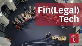 Fin (Legal) Tech | Legal Technology Lecture Series | Daniel M. Katz