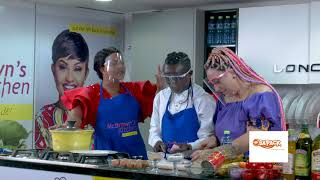 McBrown's Kitchen with Patapaa & Queen Peezy | SE12 EP06