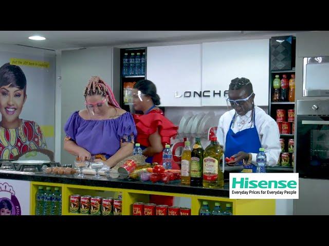Mcbrown S Kitchen With Patapaa Queen Peezy Se12 Ep06 Litetube