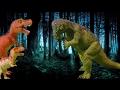 Динозавры. В ТЁМНОМ-ТЁМНОМ ЛЕСУ. Детский канал. Мультфильмы на русском языке.