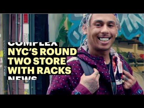 Racks Goes Behind The Scenes of NYC's Round Two Store