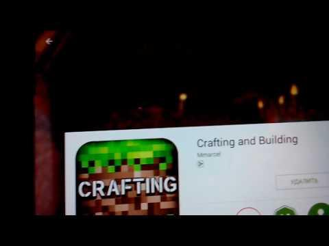 Как скачать бесплатно Minecraft с Плей Маркета