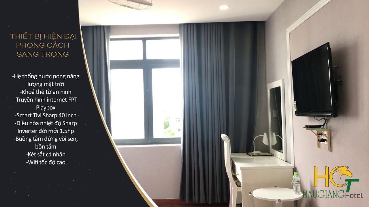 Khách sạn Hậu Giang – Vị Thanh