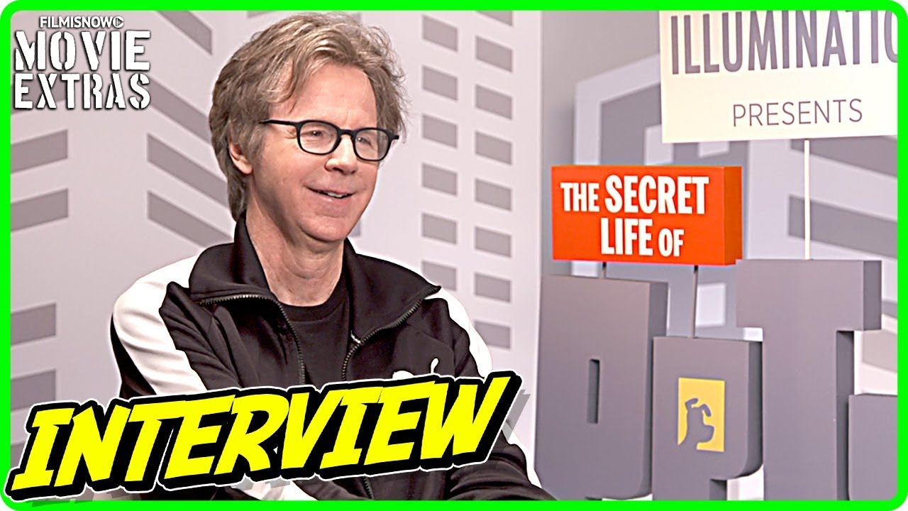 THE SECRET LIFE OF PETS 2 | Dana Carvey talks about the movie - Official Interview