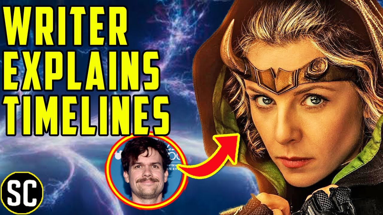 LOKI Writer CONFIRMS How Variants Exist in Sacred Timeline EXCLUSIVE | MARVEL Explained