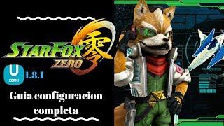 Cemu 1.8.1b | Star Fox Zero | Emulado y testeado