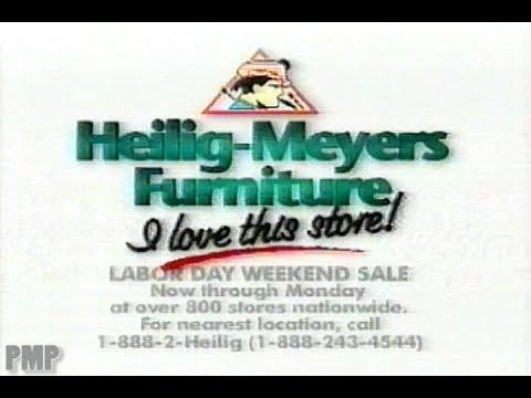 Gentil Heilig Meyers Furniture (1998)