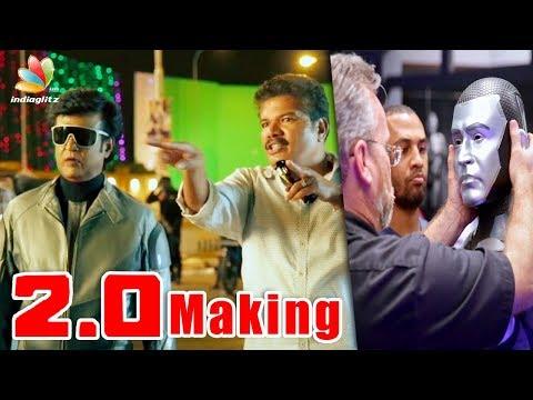 Director Shankar's AD Interview on 2.0 Making : Murali Manohar   Rajinikanth's Enthiran Part 2