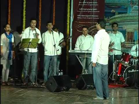 Musical programme Talaash at Pune