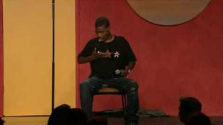 Tracy Morgan - Be A Freak (stand up comedy pt.5
