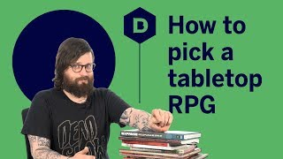 How to pick a tabletop RPG that's right for you - How to Pen and Paper