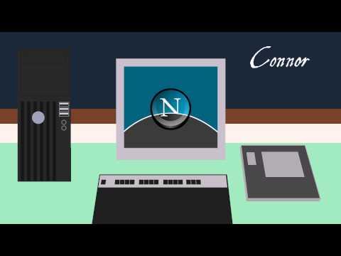 Netscape Navigator in the Shadows