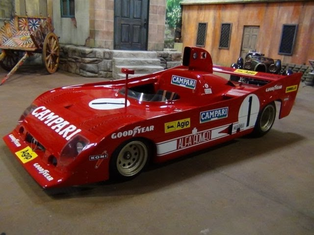 1975 Alfa Romeo 33 TT 12 Simeone Automotive Museum