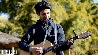 Enna Sona - OK Jaanu | New Heartbeats Style On Guitar | A. R. Rahman Song Cover | Amaan Shah