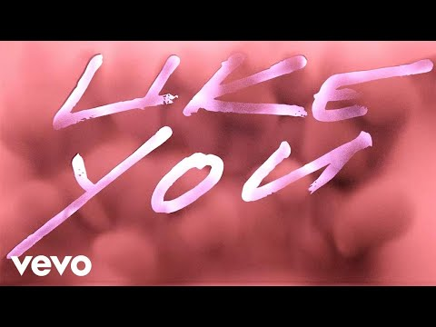 AOBeats - Like You (Official Lyric Video) ft. Eric Nam
