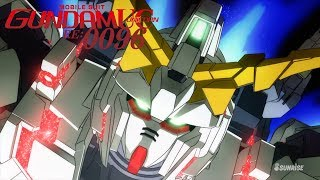 Mobile Suit Gundam Unicorn RE:0096 - Opening 1 | Into The Sky