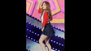 [60fps] 151009 원케이 콘서트 레드벨벳 아이린 직캠 덤덤 by Spinel