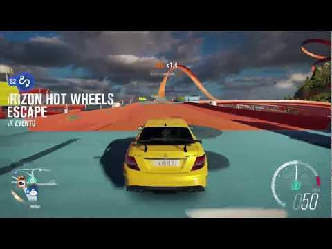 Forza horizon 3 gameplay expansion hot wheel