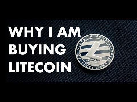 LITECOIN (LTC) | WHY I AM BUYING LITECOIN