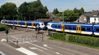 RailCam Road and Rail Crossing Mierlo-Hout Netherlands thumbnail