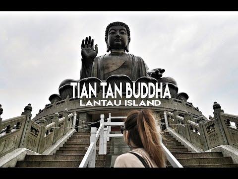 TRAVEL  ||  Tian Tan Buddha -- Lantau Island -- Hong Kong