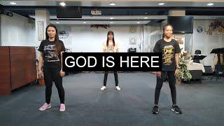 [FOCIM] God Is Here | Dance Video
