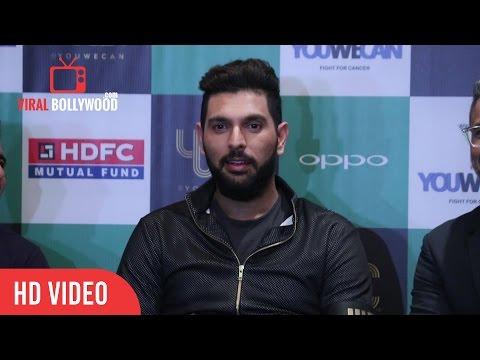 Yuvraj Singh Full Interview | #YOUWECAN YWC Fashion Show 2016 | Yuvraj Singh Cancer Foundation