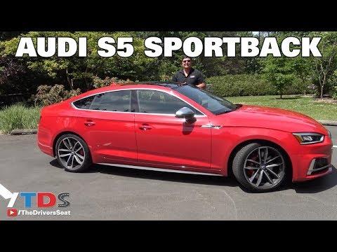 2018 Audi S5 Sportsback
