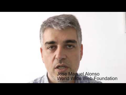 Juan Manuel Alfonso , World Wide Web Foundation