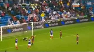 Valerenga vs FC Barcelona 2-4