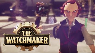The Watchmaker - Official Story Trailer