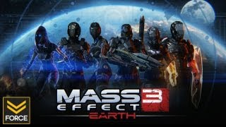 Mass Effect 3: Earth - Multiplayer DLC (Gameplay)
