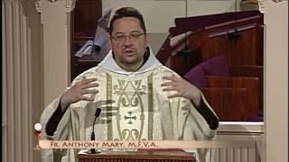 Daily Catholic Mass - 2016-07-22 - Fr. Anthony