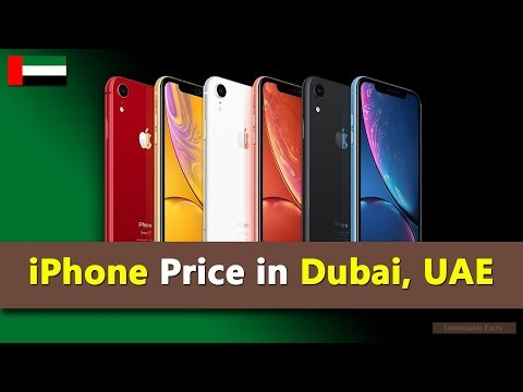 Apple IPhone Price In Dubai, UAE