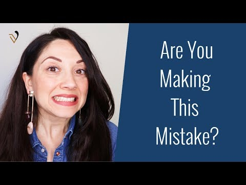 Avoid This Mistake To Build A Strong Personal Brand, Get Noticed And Get Hired