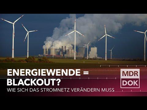Mit der Energiewende in den Blackout? -  Wie sich das Stromn