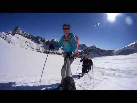 Bernese Oberland Ski Tour - April 2015